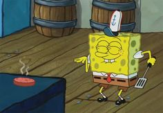 """Find Out How Well You Remember The First Episode Of """"SpongeBob SquarePants"""" -I got 13 out of 13!"""