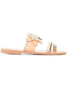 Shop Christina Fragista Sandals Tzia sandals .