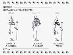 Mi Mundo Infantil: PROYECTO EGIPTO Ancient Egypt Activities, Egyptian Crafts, Drawing Desk, Egyptian Tattoo, Egypt Art, English Activities, Learn English, Art For Kids, Street Art