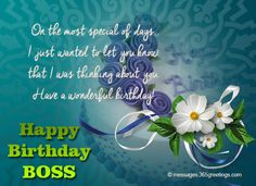 Happy birthday to boss greeting card birthday wish for boss on card with ba Birthday Wishes For Boss, Happy Birthday Boss, Girlfriend Humor, Husband Humor, Flirting Texts, Flirting Quotes, Text Pick Up Lines, Birthday Greeting Cards, Card Birthday