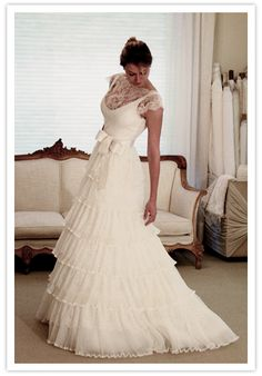 vestido de noiva - Rodadas de RJ Noivas