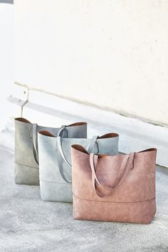 Oversized shopper bag perfect for everyday wear | Sole Society Dawson