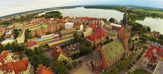 Home city of Lukasz Staniszewski, the founder of LMP, seen from above thanks to drone aerial filming. Read more about it here: http://www.lukasmediaproduction.net/aerial-footage-elk/