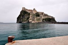 Ischia, Castello Aragonese Places, Water, Outdoor, Italy, Gripe Water, Outdoors, Outdoor Games, The Great Outdoors, Lugares
