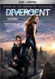 Divergent (DVD) $7.99