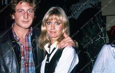 Olivia Newton-John & husband Lee Kramer candid 35m-5509