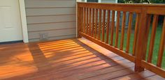 Find out whether or not it's best to paint or stain a wood deck, and how to go about cleaning and preparing the surface before finishing.