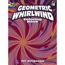 Geometric Whirlwind Coloring Book Book/Booklet