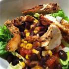 Chicken Fiesta Salad- Delicious