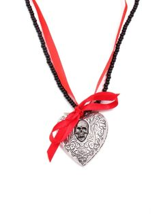 "The ""Reliquary Heart"" Locket by Alchemy of England"