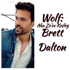 Wolf- Brett Dalton