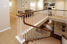 top of stairs landing room - Google Search