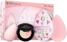 I am absolutely obsessed with Too Faced! They always impress and the Beauty Blender continues that legacy!