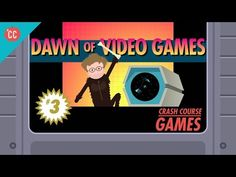 The Dawn of Video Games: Crash Course Games #3 - YouTube