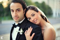colleen & steve #weddings #brideandgroom #summerwedding
