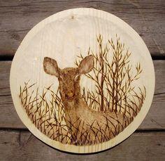 36 Awesome wood burning art images
