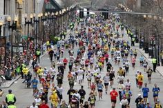 Run the Boston or NY Marathon