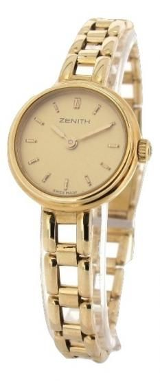 c99ad4186a3 Zenith 9ct Yellow Gold Ladies Quartz Wristwatch