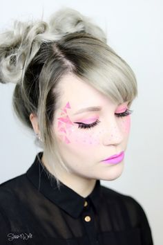 Labello Neon Limited Edition + Neon Make Up Look - Shia's Welt