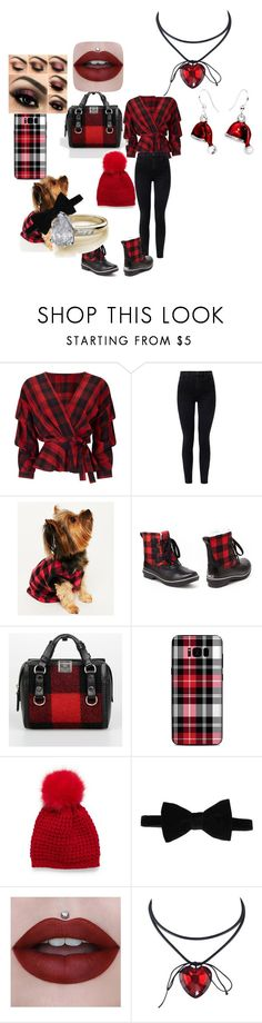 """#PolyPresents: Wish List Best 💒 wedding proposal 🎅🤶💖"" by adele-juarez ❤ liked on Polyvore featuring Miss Selfridge, J Brand, Karen Neuburger, Jambu, Dsquared2, Samsung, HUGO, contestentry and polyPresents"