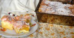ciasto z serków homogenizowanych