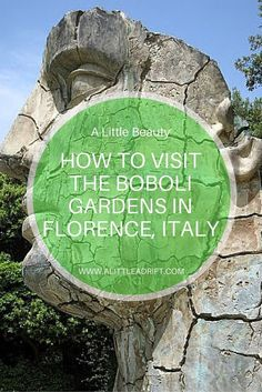 how to visit boboli gardens in florence italy #florenceitaly #florence #bobligardenss #italy