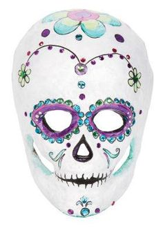 Decorative Skull Mask