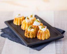 Mini-cannelés au camembert