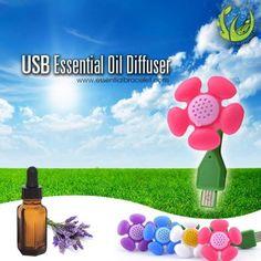USB Flower Diffuser