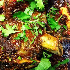 Ribs Vietnam style, so good! Got the recipe from Mai House on Phu Qouc island, Vietnam