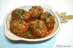Chiftelute marinate - Culinar.ro