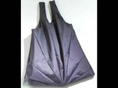 DIY: broken umbrella tote bag.  Finally something to do with my broken Monet umbrella!
