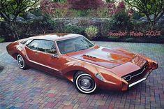 Barris 1970 Oldsmobile Toronado