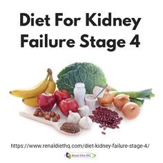 A renal diet is recommended for patients with renal disease or kidney failure. Kidney failure patients require a specialty diet because as the function of the. Renal Failure Diet, Kidney Failure Stages, Renal Diet Menu, Dialysis Diet, Food For Kidney Health, Kidney Foods, Foods Good For Kidneys, Healthy Kidneys, Kidney Recipes
