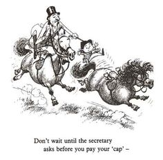 Norman Thelwell was one of the most popular cartoonists in the UK; he capitalized on (and thoroughly enjoyed) Britain's love of hunting, s. Funny Horse Memes, Funny Horses, Angels On Horseback, Horse Cartoon, Horse Quotes, Art Series, Book Images, Character Design, Drawings
