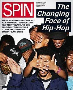 Odd Future Covers SPIN