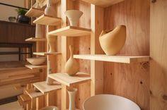 Casa para Festival de Cerâmica,© Yuko Tada