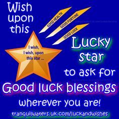 Wishing star - Om - Irish blessing - Sunshine and butterflies - Image quotes - Sayings - Good luck - Wishes Good Luck Wishes, Butterfly Images, Lucky Penny, First Love, My Love, Irish Blessing, Wishing Well, Life Is Good, Sunshine