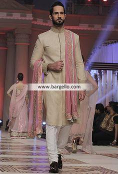 Graceful Sherwani Suits for Mens Surrey London UK Mehdi Sherwani Cermony Collection 2015 M905 New Arrivals Indian Groom Wear, Achkan, Wedding Sherwani, Indian Man, Men's Wardrobe, Men's Collection, Indian Dresses, Traditional Dresses, Desi