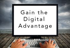 Digital Advantage speedy, precise invaluable for marketers Digital advantage has distinct advantages though traditional media channels have its own success stories. How? Information that is relevant in real time, measure the campaign at intermediate stage, ease with which information can be tweaked, adjusted to move fast, an advantage for small businesses but disadvantage for big brands and more that Digital marketing can do http://bit.ly/1o8V7D4  Image Source : http://bit.ly/1ypt0mh