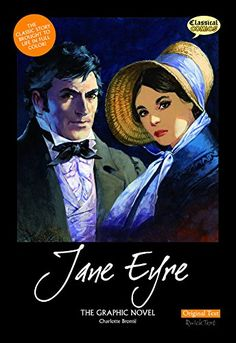 Jane Eyre The Graphic Novel: Original Text Classical Comics