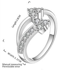 Wholesale Free Shipping silver plated Ring,silver plated Fashion Jewelry fly to heaven moon Ring SMTR482,   Engagement Rings,  US $2.49,   http://diamond.fashiongarments.biz/products/wholesale-free-shipping-silver-plated-ringsilver-plated-fashion-jewelry-fly-to-heaven-moon-ring-smtr482/,  US $2.49, US $1.49  #Engagementring  http://diamond.fashiongarments.biz/  #weddingband #weddingjewelry #weddingring #diamondengagementring #925SterlingSilver #WhiteGold