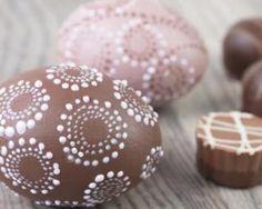 Oeufs de pâques en chocolat : http://www.fourchette-et-bikini.fr/recettes/recettes-minceur/oeufs-de-paques-en-chocolat.html
