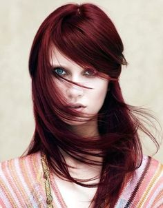 46 Totally Catchy Burgundy Hair Color Ideas with Highlights 2017 Pixie, Haircuts With Bangs, Disney Characters, Fictional Characters, Dreadlocks, Models, Hair Cuts, Disney Princess, Female