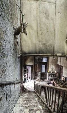 Urbex, Urban Exploration, Industrial Exploration, Life after People, Abandoned History. Old Buildings, Abandoned Buildings, Abandoned Places, Abandoned Castles, Abandoned Property, Abandoned Mansions, Beautiful Ruins, Beautiful Places, Haunted Places