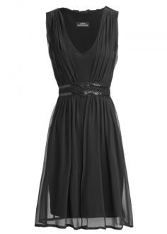 cocktaildress teresina black