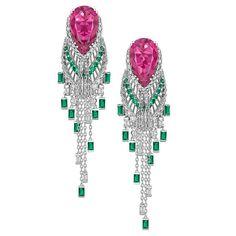 Sarah Ho Jewellery ~ Lily Rose Earrings.