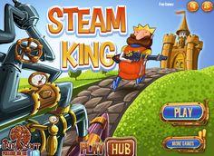 En un reino tranquilo llegan enemigos que hacen desorden, ayuda al rey a solucionar el problema.