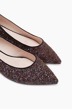 Esprit / Fashion Glitter Ballerina