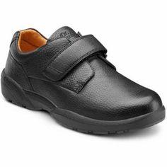 Dr. Comfort William-X Men's Therapeutic Diabetic Extra Depth Shoe: Black 11.5 X-Wide (XW/6E) Velcro >>> Visit the image link more details.